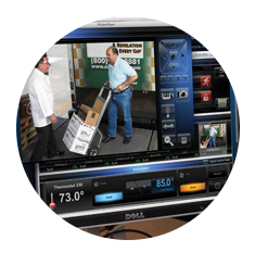 Interactive Commercial Security