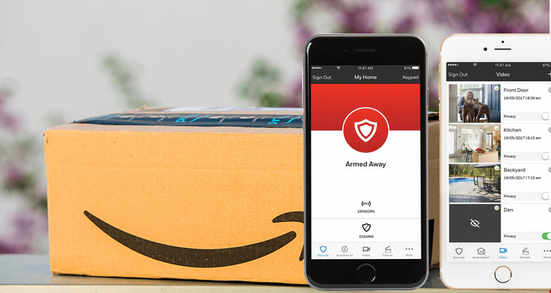 preventing package theft in staten island ny smart home